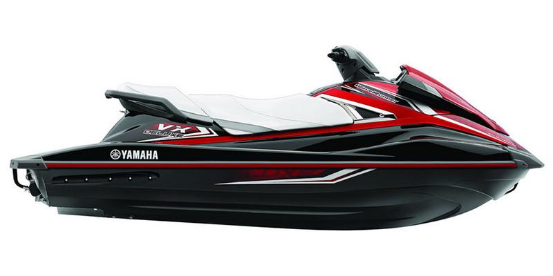 2016 Yamaha Waverunner Vx Deluxe At Kawasaki Of Reno Nv 89502