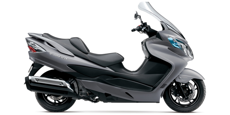 2016 Suzuki Burgman 400 ABS at Pete's Cycle Co., Severna Park, MD 21146
