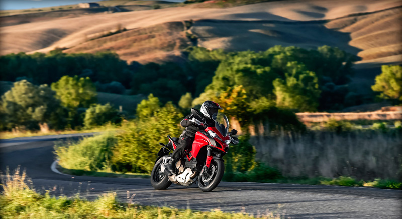 2016 Ducati Multistrada 1200 S at Youngblood Powersports RV Sales and Service
