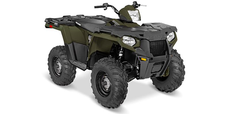 2016 Polaris Sportsman 450 HO EPS at Rod's Ride On Powersports, La Crosse, WI 54601