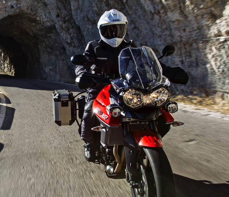 2016 Triumph Tiger 800 XRT at Aces Motorcycles - Fort Collins