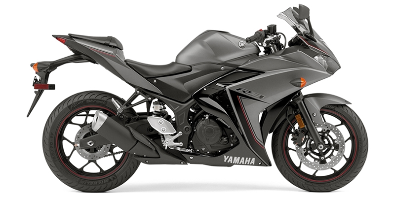 2016 Yamaha YZF R3 at Ride Center USA