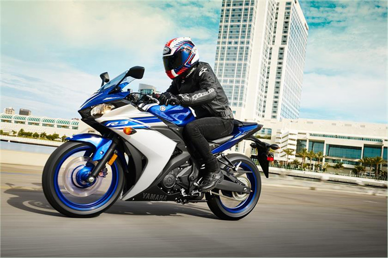 2016 Yamaha YZF R3 at Ride Center USA
