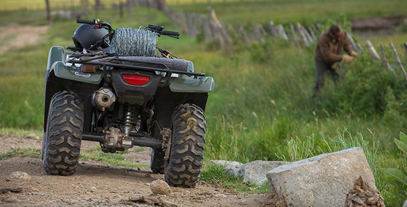 2017 Honda FourTrax Rancher® Base at Kent Powersports, North Selma, TX 78154