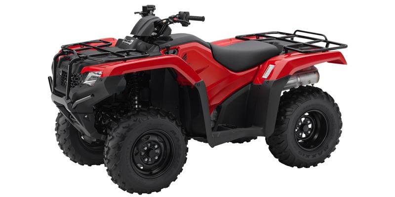 2017 Honda FourTrax Rancher® 4X4 ES at Kent Powersports, North Selma, TX 78154