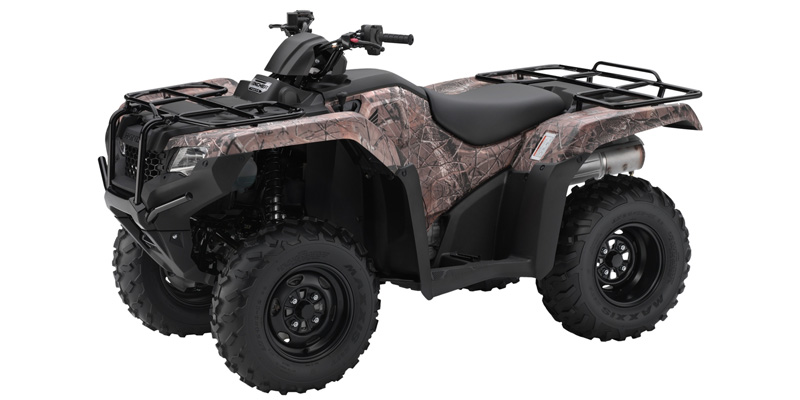 2017 Honda FourTrax Rancher® 4X4 Automatic DCT EPS at Kent Powersports, North Selma, TX 78154