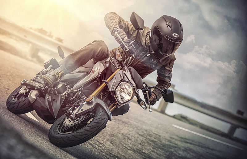 2017 Kawasaki Z125 PRO Base at Pete's Cycle Co., Severna Park, MD 21146