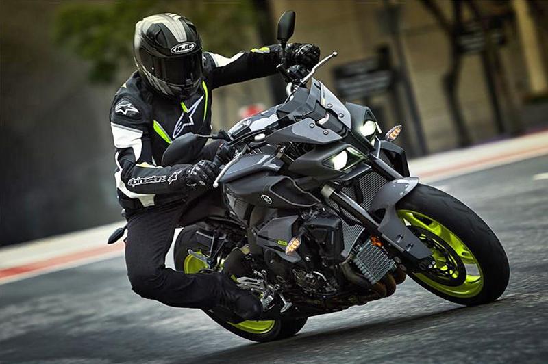 2017 Yamaha FZ 10