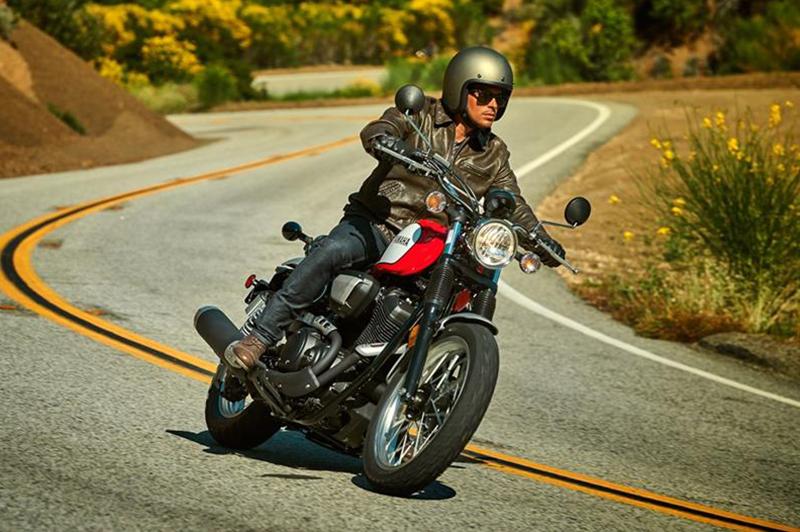 2017 Yamaha SCR 950 at Sloans Motorcycle ATV, Murfreesboro, TN, 37129