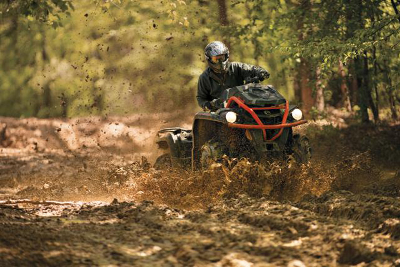 2017 Can-Am™ Outlander X mr 570 at Thornton's Motorcycle - Versailles, IN