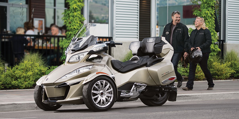 2017 Can Am Spyder Rt Limited At Campers Rv Center Shreveport La