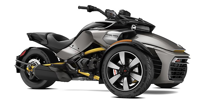 2017 Can-Am Spyder F3 S at Kent Powersports, North Selma, TX 78154