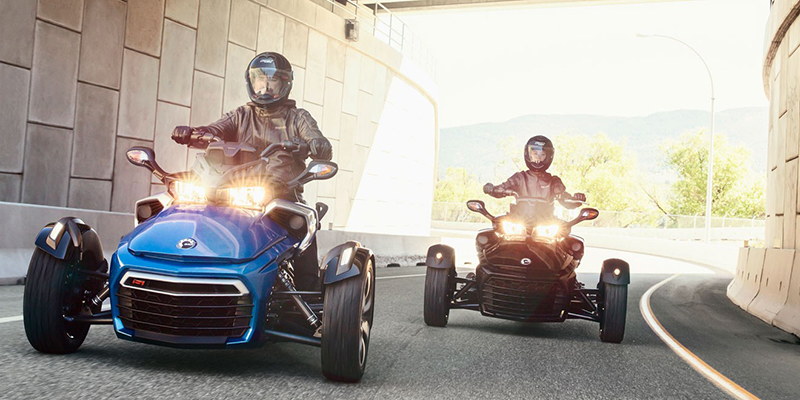 2017 Can-Am Spyder F3 S at Jacksonville Powersports, Jacksonville, FL 32225