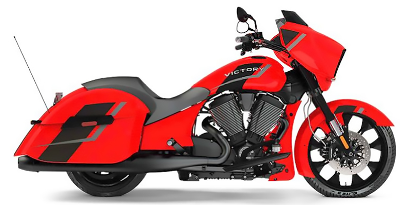2017 Victory Magnum® Base at Kent Powersports of Austin, Kyle, TX 78640