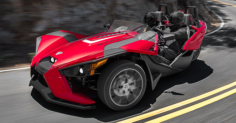 2017 SLINGSHOT Slingshot SL at Pete's Cycle Co., Severna Park, MD 21146