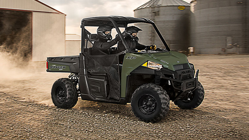 Polaris Ranger Xp 900 >> 2017 Polaris Ranger Xp 900 Base
