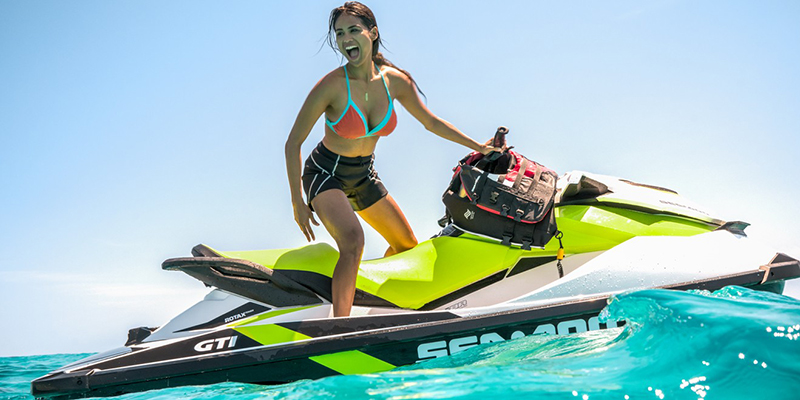 2017 Sea-Doo GTI Base at Lynnwood Motoplex, Lynnwood, WA 98037
