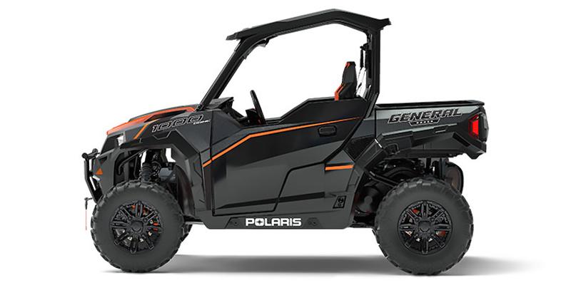 2017 Polaris GENERAL 1000 EPS Deluxe at Midwest Polaris, Batavia, OH 45103