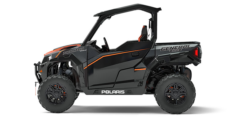 2017 Polaris GENERAL 1000 EPS Deluxe at Midwest Polaris, Batavia, OH 45103