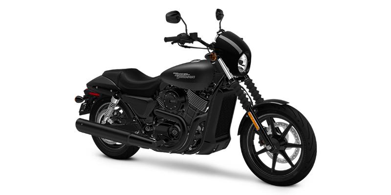 2017 Harley-Davidson Street 750 at Legacy Harley-Davidson