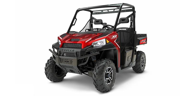2017 Polaris Ranger XP 1000 EPS at Waukon Power Sports, Waukon, IA 52172