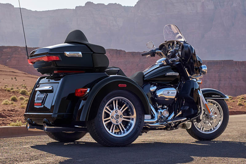 2017 Harley-Davidson Trike Tri Glide Ultra at Legacy Harley-Davidson