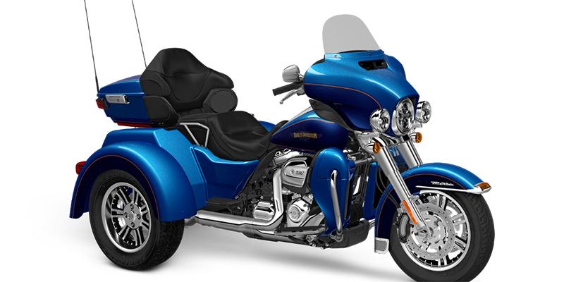 2017 Harley-Davidson Trike Tri Glide Ultra at Cox's Double Eagle Harley-Davidson