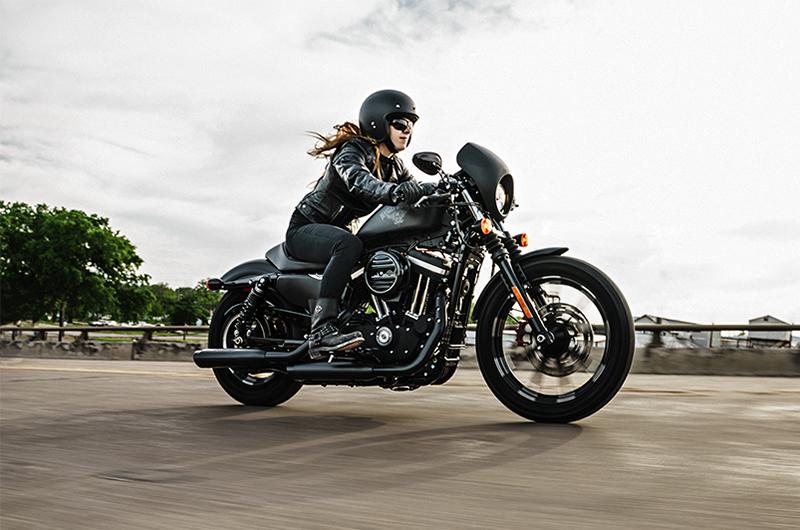 2017 Harley-Davidson Sportster® Iron 883™ at Hunter s Moon Harley-Davidson® 3cc8c4a6b59