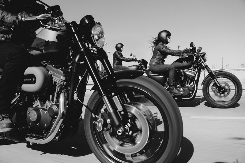 2017 Harley-Davidson Sportster Iron 883 at Southside Harley-Davidson