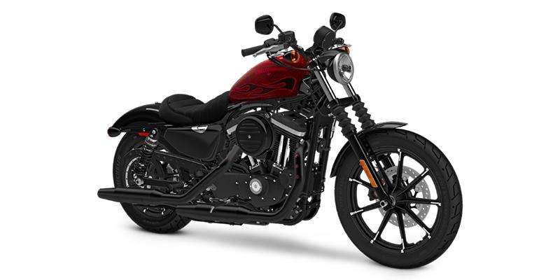 2017 Harley-Davidson Sportster Iron 883 at Holeshot Harley-Davidson