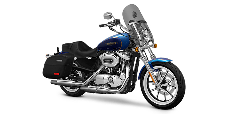 Sportster® SuperLow® 1200T at Harley-Davidson® Shop of Winona, Winona, MN 55987