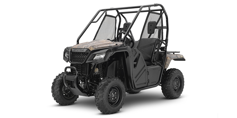 2017 Honda Pioneer 500 Base at Kent Powersports, North Selma, TX 78154