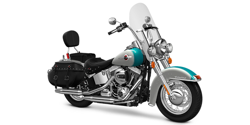 Softail® Heritage Softail® Classic at Harley-Davidson® Shop of Winona, Winona, MN 55987