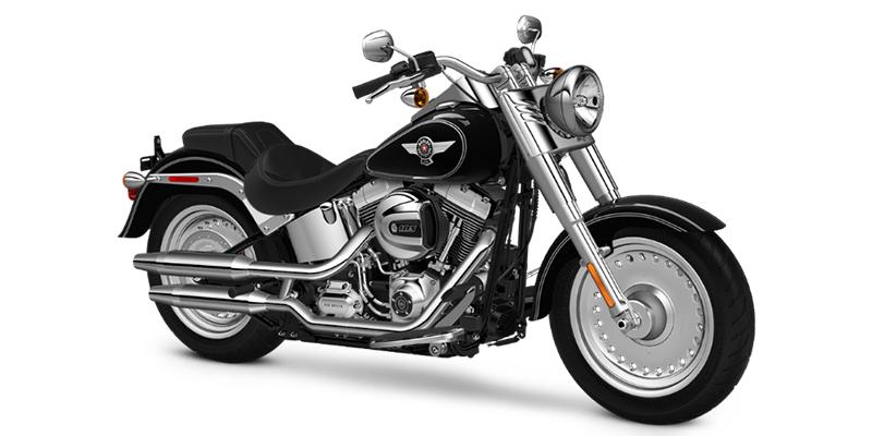 2017 Harley-Davidson Softail® Fat Boy® on