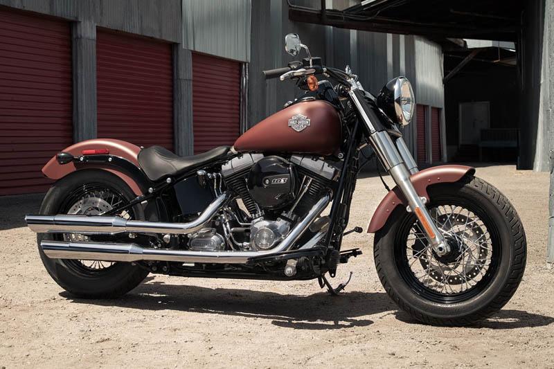 Harley Softail Slim >> 2017 Harley Davidson Softail Slim