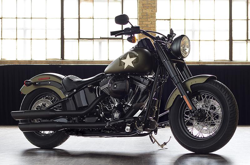 Harley Softail Slim >> 2017 Harley Davidson Softail Slim S