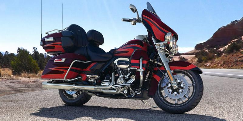 2017 Harley Davidson Electra Glide Cvo Limited At Stutsman