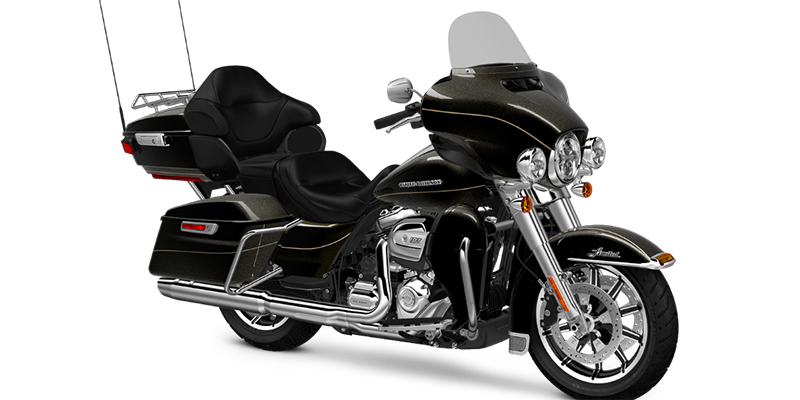 2017 Harley-Davidson Electra Glide Ultra Limited at Cannonball Harley-Davidson®