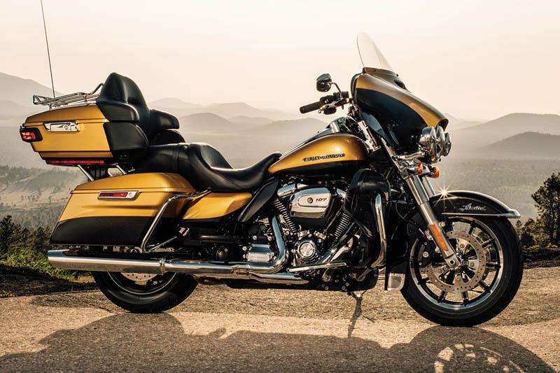 2017 Harley Davidson Electra Glide Ultra Limited At Calumet
