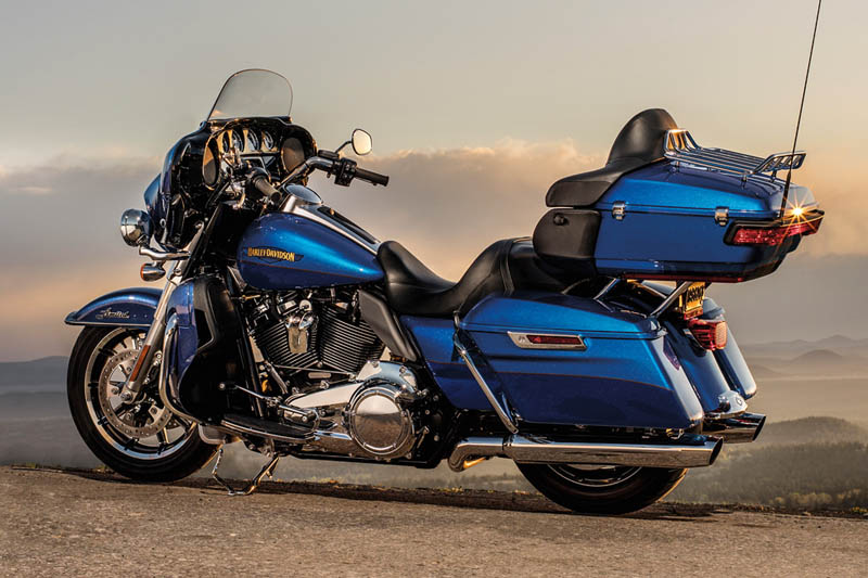 2017 Harley Davidson Electra Glide Ultra Limited Low At Bud S