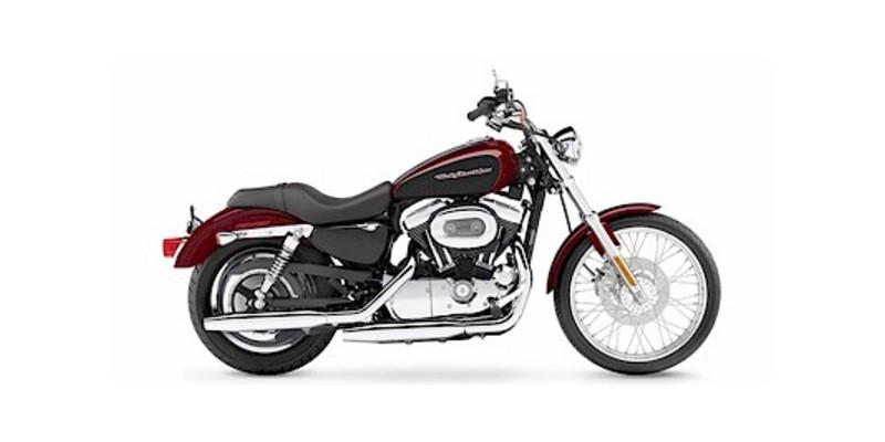 2006 Harley-Davidson Sportster 1200 Custom at Legacy Harley-Davidson