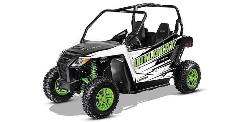 2017 Arctic Cat Wildcat Trail Limited EPS at AZ Motorsports & Offroad, Phoenix, AZ 85027