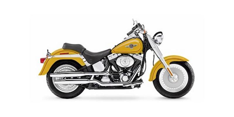 2006 Harley-Davidson Softail Fat Boy at Southwest Cycle, Cape Coral, FL 33909