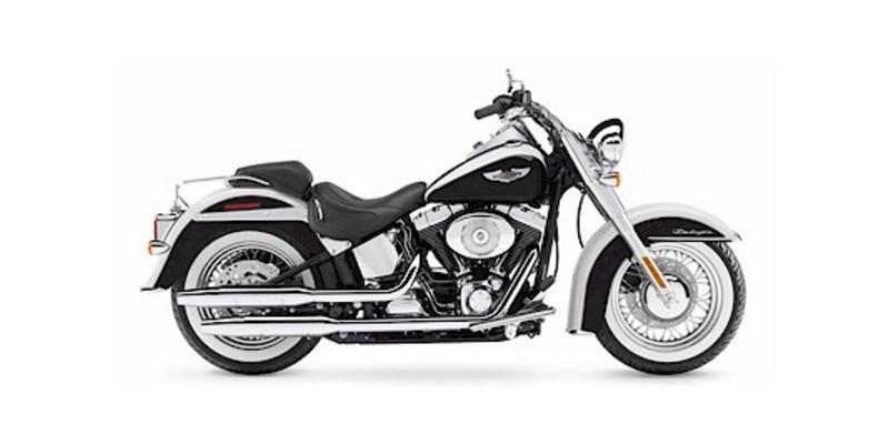 2006 Harley-Davidson Softail Deluxe at Loess Hills Harley-Davidson