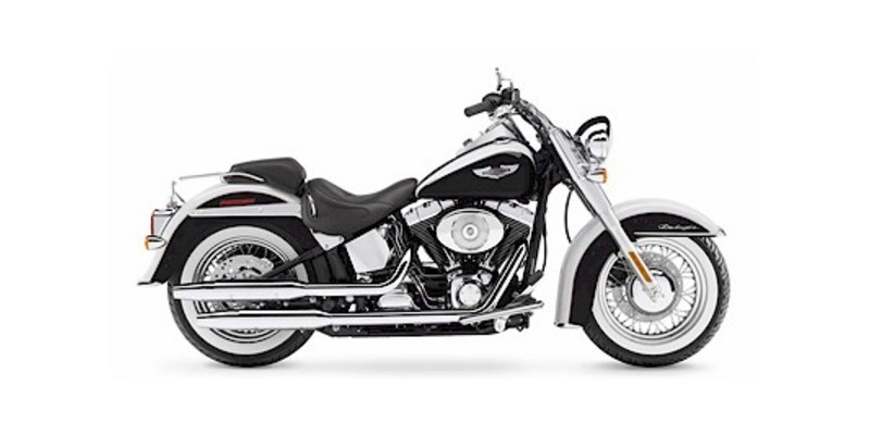 2006 Harley-Davidson Softail Deluxe at #1 Cycle Center Harley-Davidson