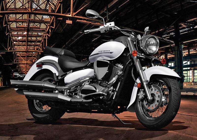 2017 Suzuki Boulevard C50   Thornton's Motorcycle Sales