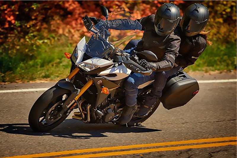 2017 Yamaha FJ 09 at Lynnwood Motoplex, Lynnwood, WA 98037