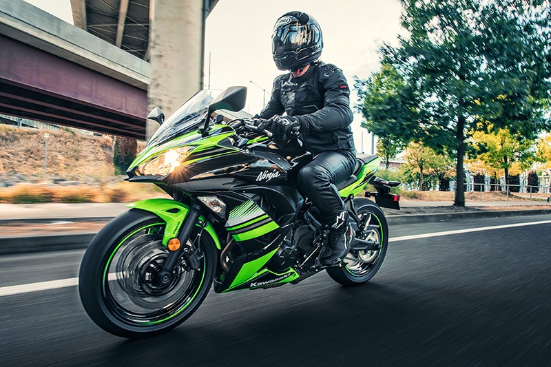 2017 Kawasaki Ninja 650 Abs Krt Edition Power World Sports