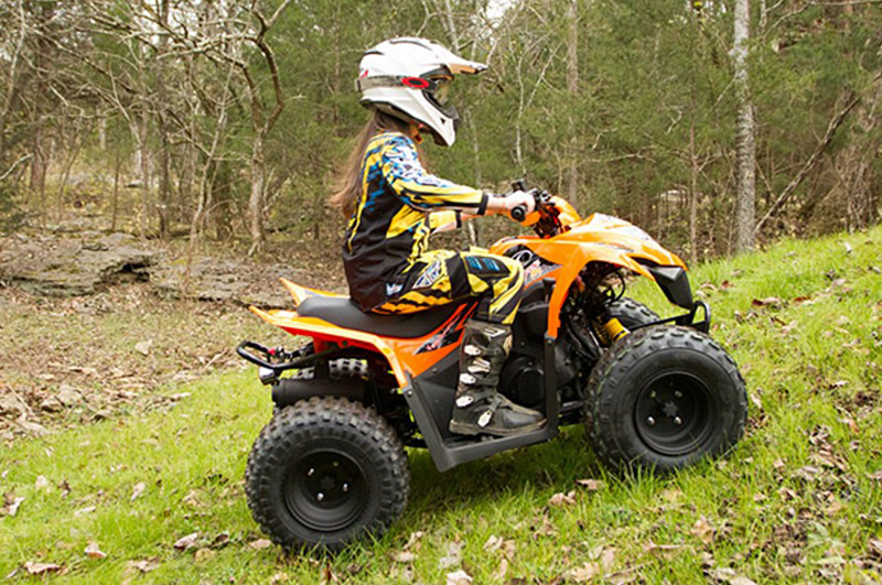2017 KYMCO Mongoose 70 S at Thornton's Motorcycle - Versailles, IN