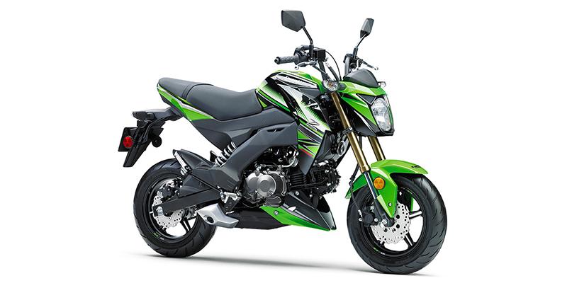 2017 Kawasaki Z125 PRO KRT Edition at Kawasaki Yamaha of Reno, Reno, NV 89502
